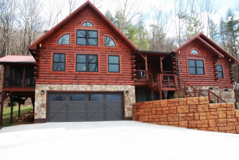 Species Serenity Log Homes Honest Abe Log Homes